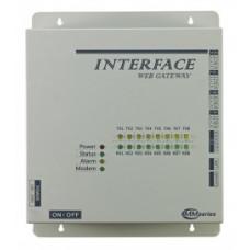 Система центрального управления: сетевой интерфейс и ПО